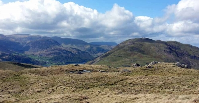 Place Fell from Angle Tarn