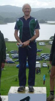 Andrew - 1st in M75L at Oban 2011, Source: