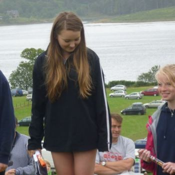 Rosie - 1st in W14B at Oban 2011, Source: