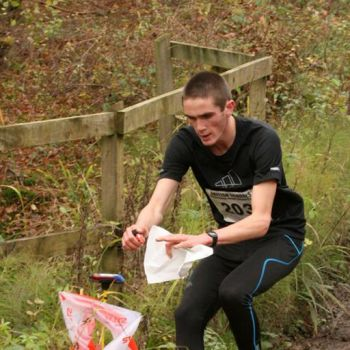 Tom H at the British Schools Orienteering Champs, Source: