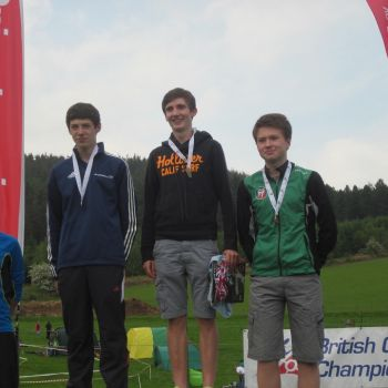M16 podium - Matthew Fellbaum, 3rd, Source: