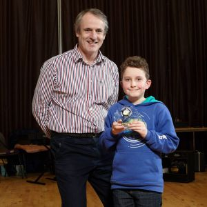 Most Promising Newcomer - Dominic Wathey, Source:Peter Cull