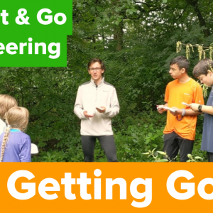 Sam Drinkwater (MDOC) explains basic orienteering skills in the first of four new films set in urban parks, Source: