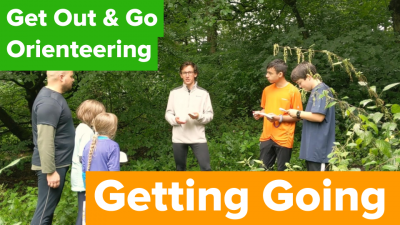 Sam Drinkwater (MDOC) explains basic orienteering skills in the first of four new films set in urban parks
