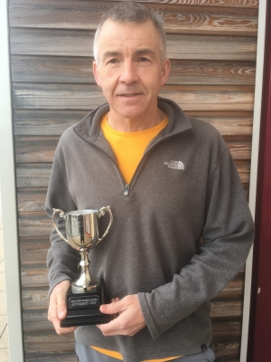 Hydrant Trophy Winner - Paul Hunt