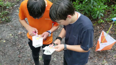 The 'Get Out & Go' films can help novices to learn orienteering skills despite Covid 19 restrictions