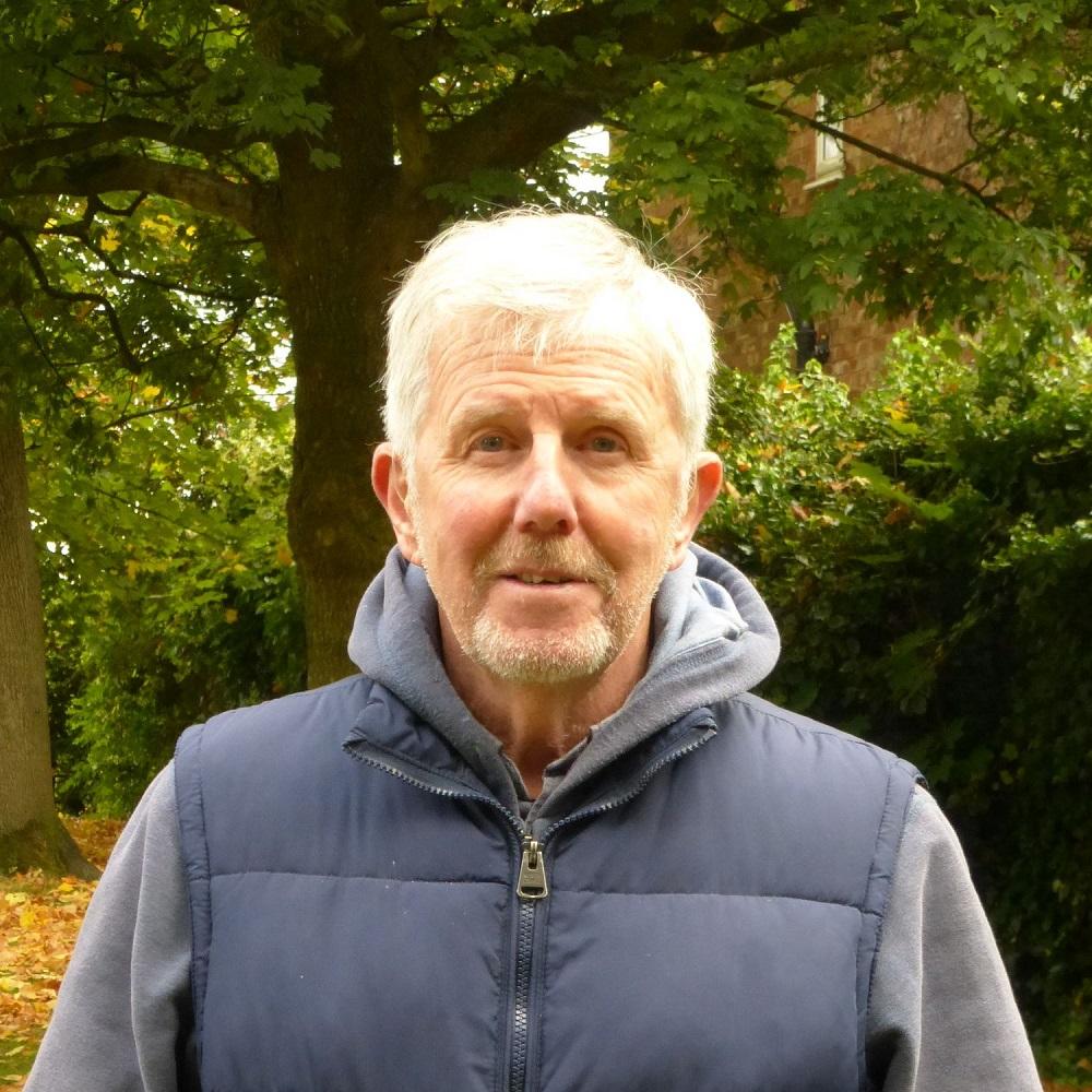 photo of Pete Lomas